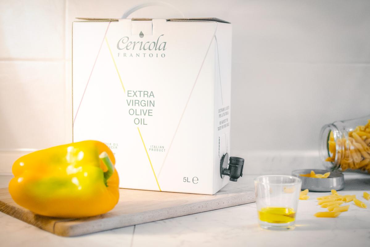 Bag in Box - Olio extravergine di oliva